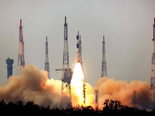 ISRO To Launch 6 Singaporean Satellites On December 16