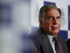 Ratan Tata Invests in Taxi Firm Ola