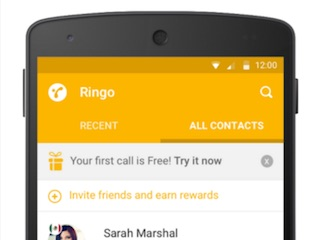 Ringo Now Lets You Make STD and Local Calls in India at Rs. 0.19 per Minute