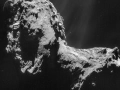 Nasa's Alice on Rosetta Spacecraft Makes Key Discovery About Comet Atmosphere