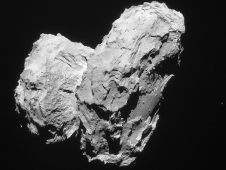 Rosetta Spacecraft Finds Key Building Blocks for Life in a Comet