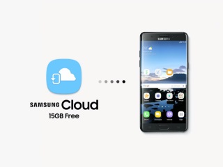 Samsung Cloud Service Unveiled Alongside the Galaxy Note 7