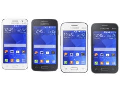 Samsung Launches Four Budget Android 4.4 KitKat Galaxy Smartphones