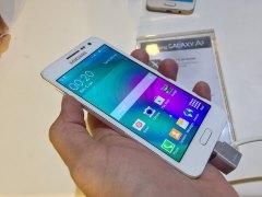 Samsung Galaxy A3 and Samsung Galaxy A5: First Impressions