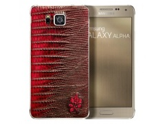 Samsung Galaxy Alpha Limited Edition With Leather Back Panel Launched