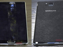 Samsung Galaxy Note 4 Handset, Retail Box Allegedly Spotted in Images