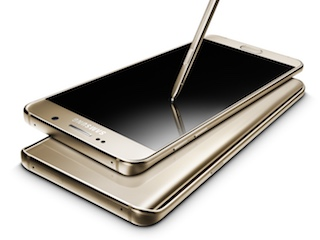 Samsung Fixes Galaxy Note 5's S Pen Design Flaw