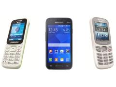 Samsung Galaxy Ace NXT, Guru Music 2 and Metro 312 Listed on Company Site