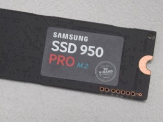 Samsung SSD 950 Pro Review