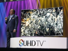 CES 2015: Samsung Seeks Fresh Start With New TVs After Tough 2014