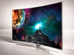Samsung at CES 2015: SUHD TVs, Curved Monitors, Milk Expansion, and More