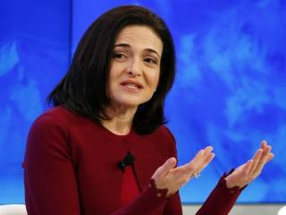 Facebook's Sandberg Speaks About Husband's Death, 'Brutality of Loss'