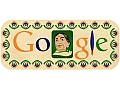 Google doodles tribute to Sarojini Naidu on her 135th birthday
