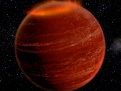 Strongest Aurora Found Beyond Our Solar System