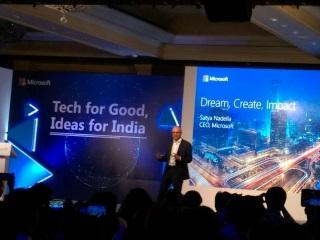 Microsoft Seeks to Empower Every Indian Citizen, Organisation: CEO Satya Nadella