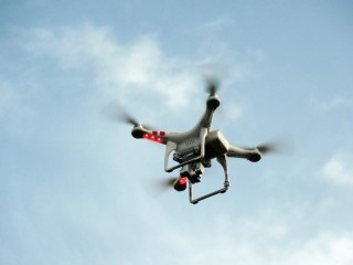 Drone Crosses Path of Aer Lingus Plane Over France