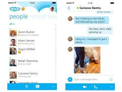 Microsoft Unveils Skype 5.0 App That's Been 'Remastered for iPhone'