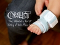 'Smart' socks that let parents track baby's health