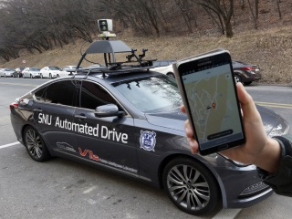 Snuber' Driverless Taxi on Seoul Campus Offers Glimpse of Future