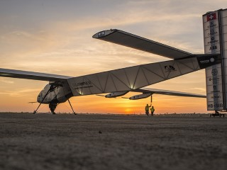 Solar Impulse 2 Resumes Round-the-World Flight
