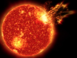 Violent Young Sun May Have Seeded Life on Earth: Study
