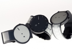 Sony E-Paper Smartwatch Revealed as Crowdfunded FES Watch