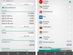 Sony Xperia Android 4.4 KitKat Update Brings 'Move App to SD Card' Option