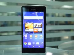 Sony Xperia T3 Review: Battery Life Saves the Day
