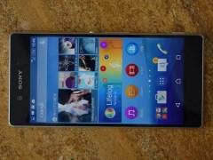 Sony Xperia Z3+: First Impressions