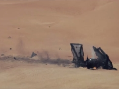 Star Wars Comic Con Reel Looks Real and Spectacular