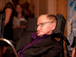 Stephen Hawking's Farewell: As His Ashes Were Buried, His Voice Was Beamed Into Space