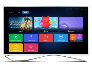 लेईको ने भारत में लॉन्च किए सुपर3 सीरीज स्मार्ट टीवी, कीमत 59,790 रुपये से शुरू