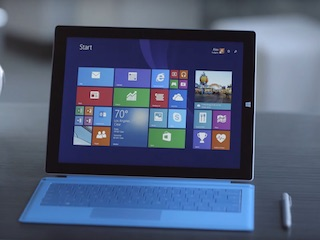 Microsoft Working on 2 New Surface Pro Tablets for 2015 Launch: Report