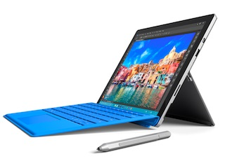 Microsoft Surface Pro 4, Surface Book Get New Top-End Models