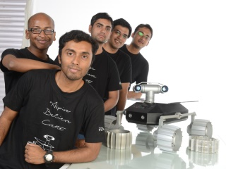TeamIndus Reveals 7 Teams That Qualified for Private Moon Mission in December
