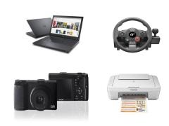 Apple MacBook, External Hard Disk, Laser AIO Printer, and More Tech Deals of the Week