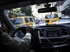 Uber Drivers Told How to Spot Traffickers in Their Cabs