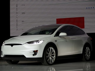Tesla Delivers Model X Electric Suv To Take On Luxury Carmakers Technology News