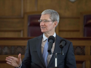 The Roots of Apple CEO Tim Cook's Activism Lie in Rural Alabama