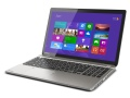 Toshiba unveils world's first 4K Ultra-HD display laptops at CES 2014