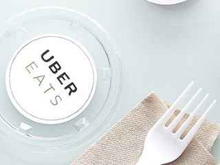 Meal Delivery Service App UberEats Launches in London