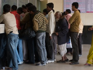Indian Railways Gets Bar Coding System for Unreserved Tickets