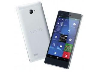Vaio Phone Biz With 5.5-Inch Display, Windows 10 Mobile Launched