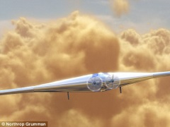 Northrop Grumman Making Plane for Years-Long Cruise in the Skies of Venus