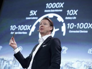 5G, IoT, Cloud Will Disrupt Every Industry in 2016: Ericsson CEO