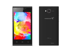 Videocon Infinium Z40 Quad With Android 4.4 KitKat Launched at Rs. 5,490