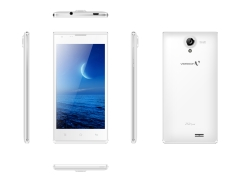 Videocon Infinium Z50 Quad With Android 4.4.2 KitKat Launched at Rs. 7,349
