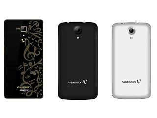 Videocon Z55 Delite, Infinium Z45 Dazzle, Infinium Z45 Amaze Launched in India