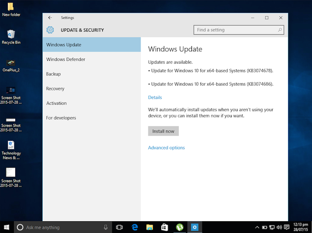 Microsoft Releases Tool to Stop Automatic Windows 10 Updates