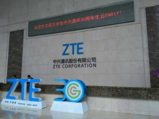 US Firm Alleges China's Government Colluded With Local Competitor ZTE